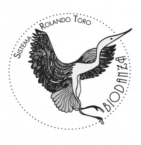 logotipo Boa quaalidade-Garça black